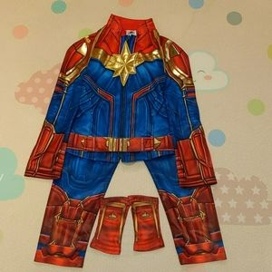 Disney Marvel Captain Marvel Toddler Costume
